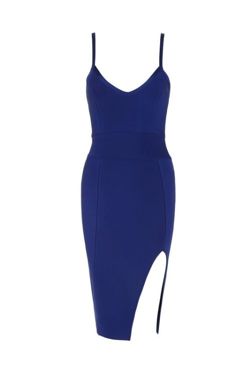 Split Short Mini Strap Bandage Dress KH1744 30