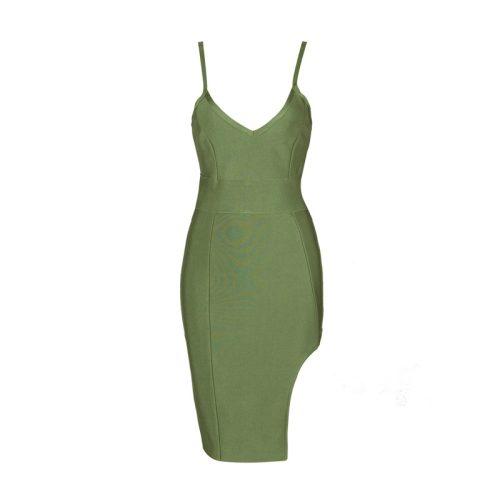 Split Short Mini Strap Bandage Dress KH1744 65