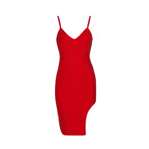 Split Short Mini Strap Bandage Dress KH1744 67