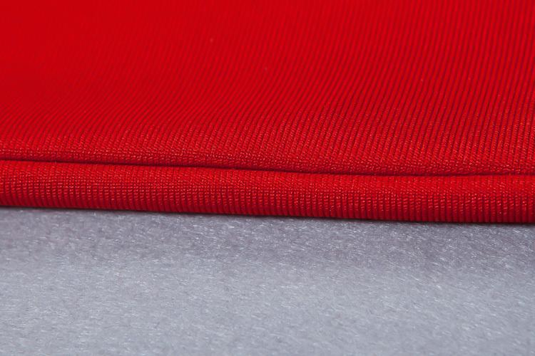 Split Short Mini Strap Bandage Dress KH1744 (76)