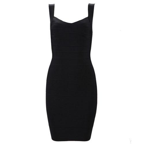 Backless Strap Bandage Dress Mini Dress KH612 1