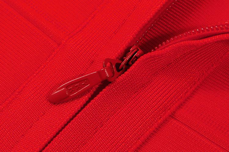 Backless Strap Bandage Dress Mini Dress KH612 (13)