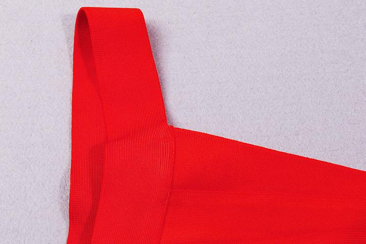 Backless Strap Bandage Dress Mini Dress KH612 (14)