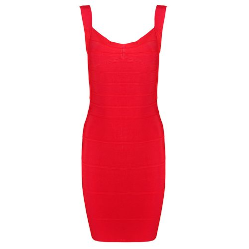 Backless Strap Bandage Dress Mini Dress KH612 18