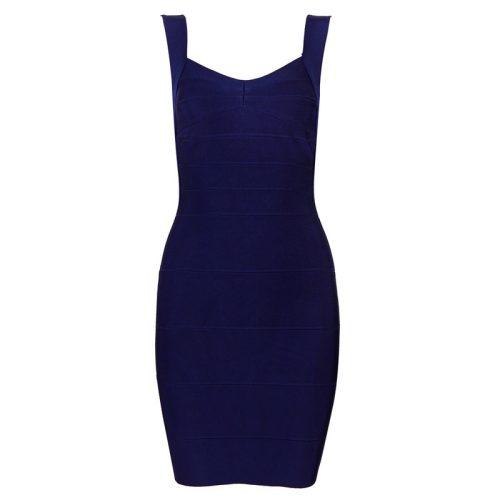 Backless Strap Bandage Dress Mini Dress KH612 34