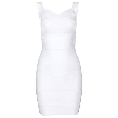 Backless Strap Bandage Dress Mini Dress KH612 43
