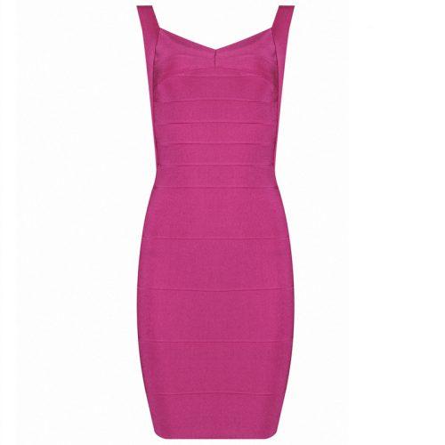 Backless Strap Bandage Dress Mini Dress KH612 8