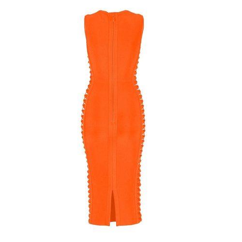 Both Side weaved Bandage Dress KL1022 8