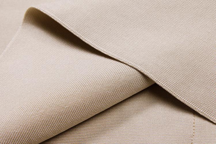 Deep V Neck Strap Bandage Dress KH1166 (12)