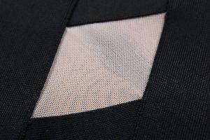black-mesh-patchwork-long-sleeve-sexy-bandage-bodysuit-9