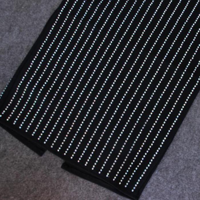 blink-studded-long-sleeve-elegance-dress-kl107135