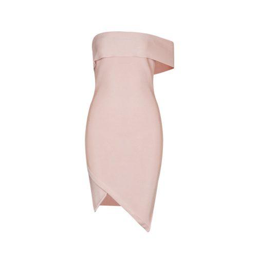 Off Shoulder Sexy Mini Bandage Dress KL1152 6