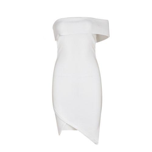 Off Shoulder Sexy Mini Bandage Dress KL1152 8