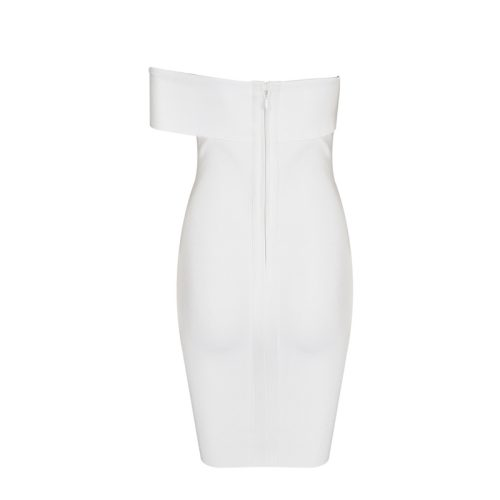 Off Shoulder Sexy Mini Bandage Dress KL1152 9