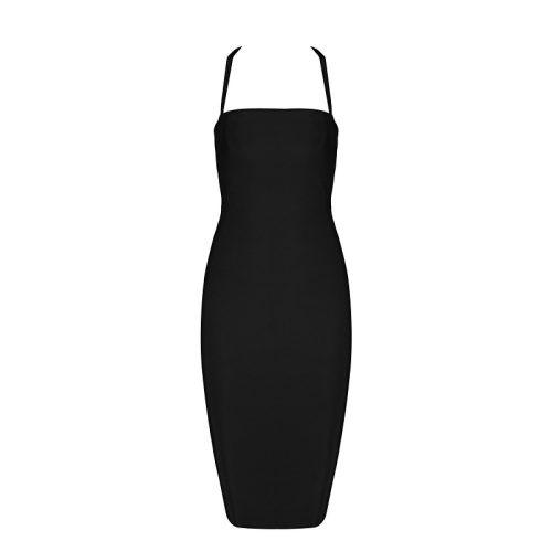 Backless Lace up Strap Bandage Dress KL1223 5