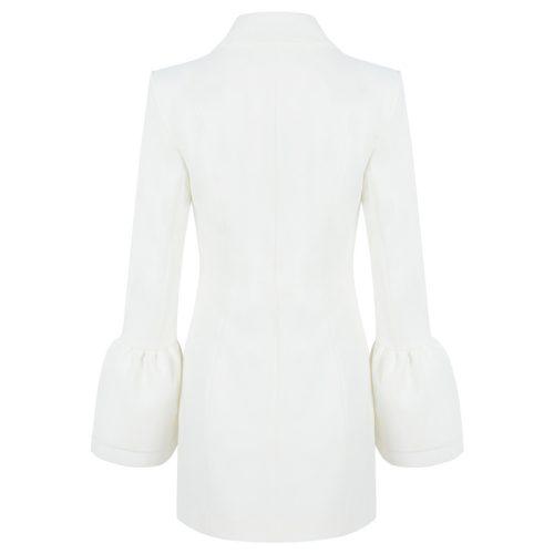 The Horn Sleeve Jacket Dress K131 15