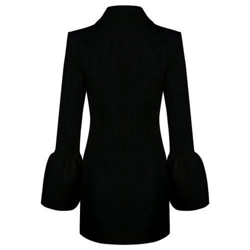 The Horn Sleeve Jacket Dress K131 2