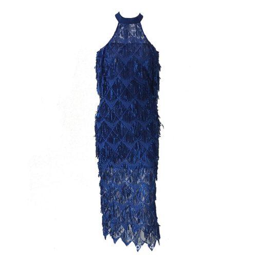 Mesh Sequin Off The Shoulder Dress K239 7