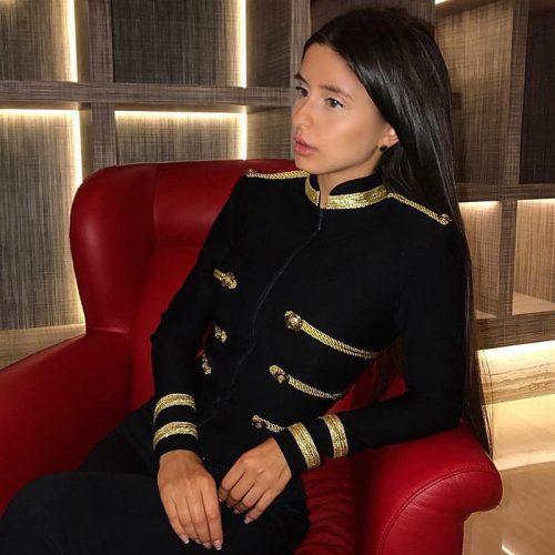 Fashion Slim Women Jacket K269 4