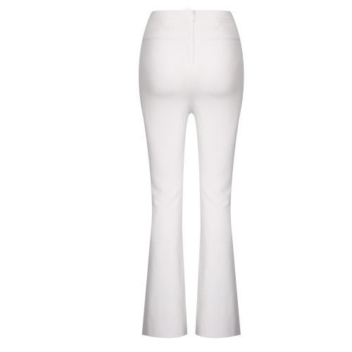 Button Bell Bottoms Bandage Pant K321 4