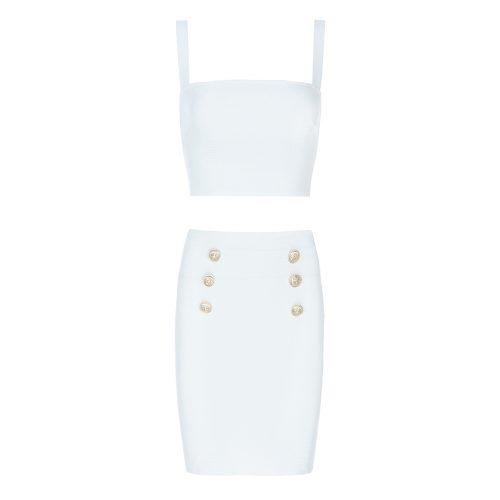 Bandage Dress 2 Piece Set K363 2