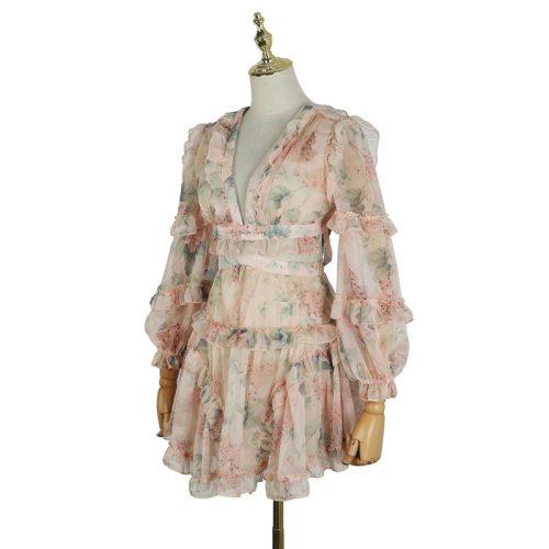 Delicate Lace Dress K379 14
