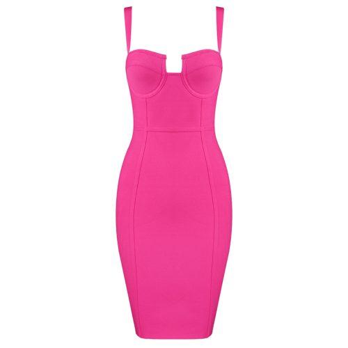 Sexy Strap Bandage Dress K406 14