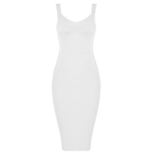 Strappy Bodycon Bandage Dress K362 20