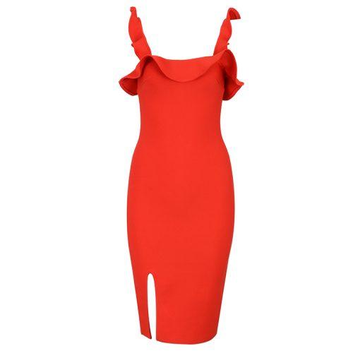 Folding-Strap-Bandage-Dress-K413-6