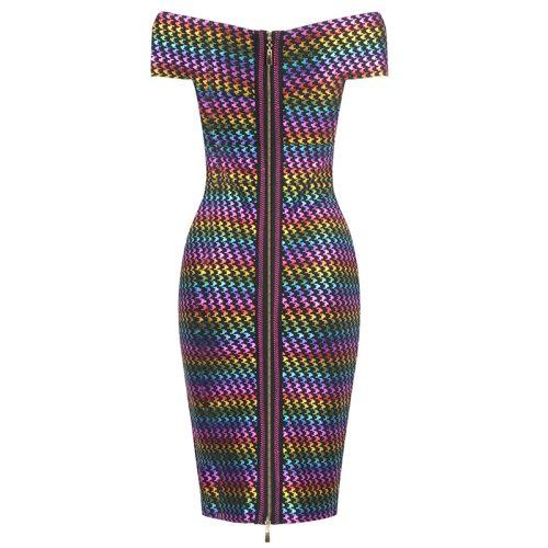 Colorful-Gilding-Bandage-Dress-K430-5