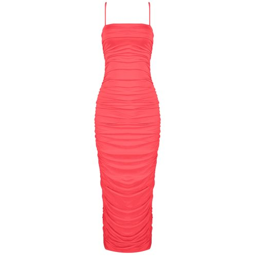 Ruched-Strappy-Bodycon-Long-Dress-K442-6