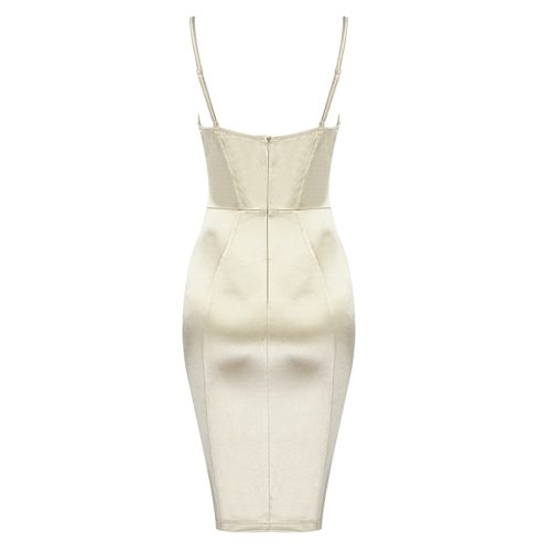 Taffeta-Lace-Up-Strappy-Dress-K426-10