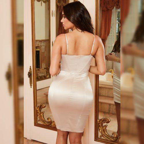 Taffeta-Lace-Up-Strappy-Dress-K426-15