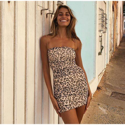 Leopard-Strap-Mini-Dress-K446-1