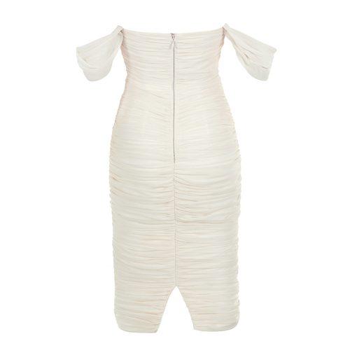 Gathered-Oranza-Mesh-Off-Shoulder-Bandage-Dress-K454-9_1