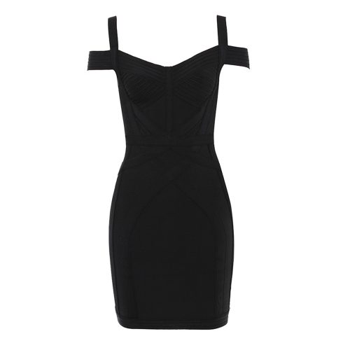 From-Shoulder-Bandage-Dress-K462-3