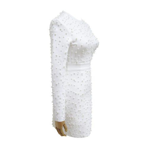 White-Beaded-Bandage-Dress-K507-10