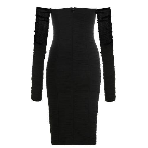 Gathered-Oranza-Off-Shoulder-Dress-K520-16