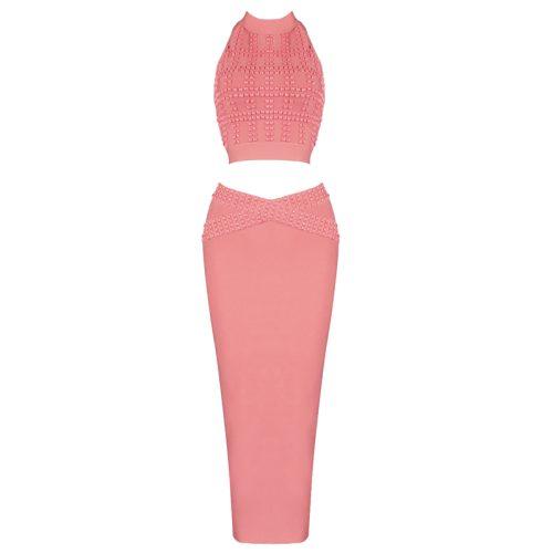 Pink-Beads-Bandage-2-Piece-K527-8