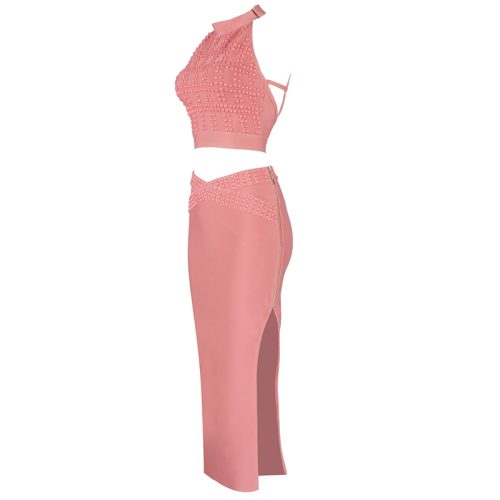 Pink-Beads-Bandage-2-Piece-K527-9