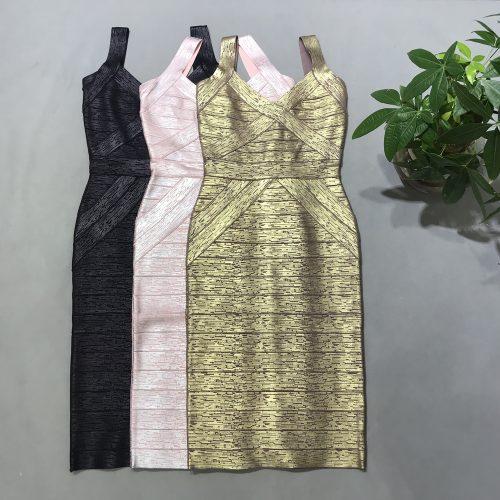 Metallic-Backless-Bandage-Dress-K601-17