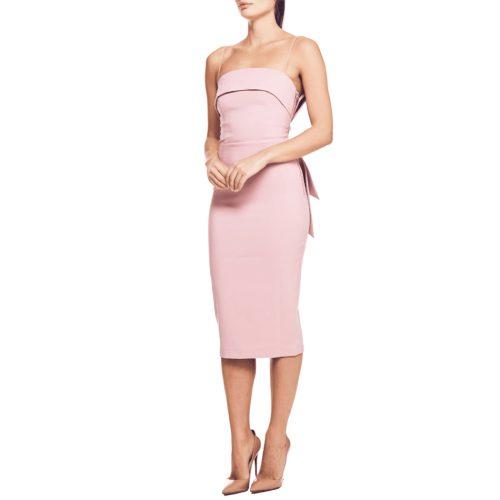 Back-Pleated-Bandage-Dress-k728-1