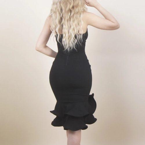 Fishtail-Bandage-Dress-K752-2