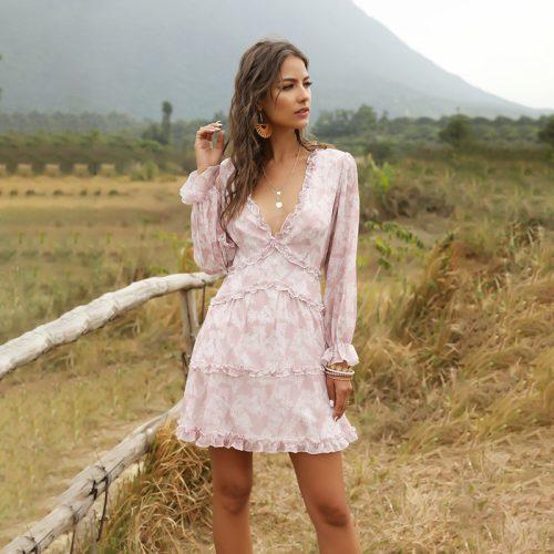 V-Neck-Lace-Dress-K740-6