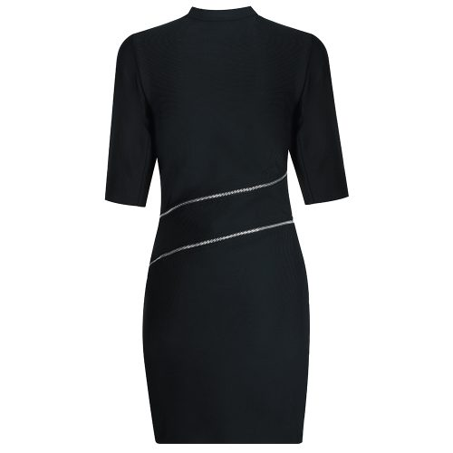 Zipper-Split-Bandage-Dress-K733-12