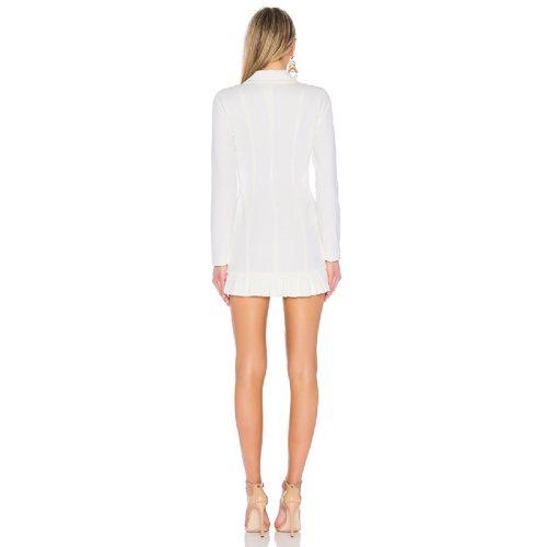 Deep-V-Folding-Blazer-Mini-Dress-K656-6