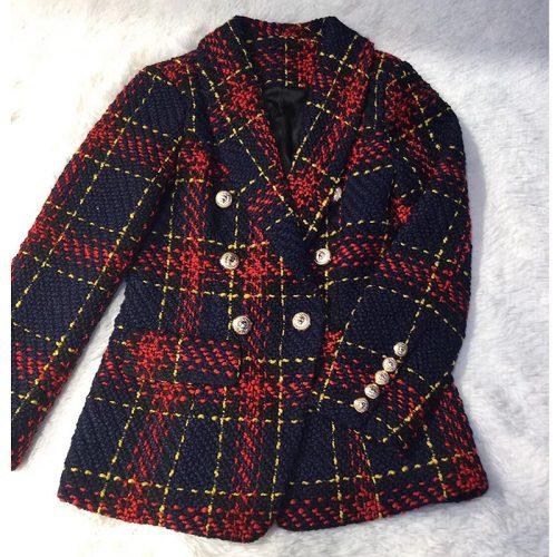 Plaid-Ladies-Suit-K623-2