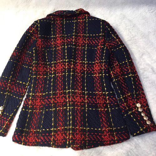 Plaid-Ladies-Suit-K623-3