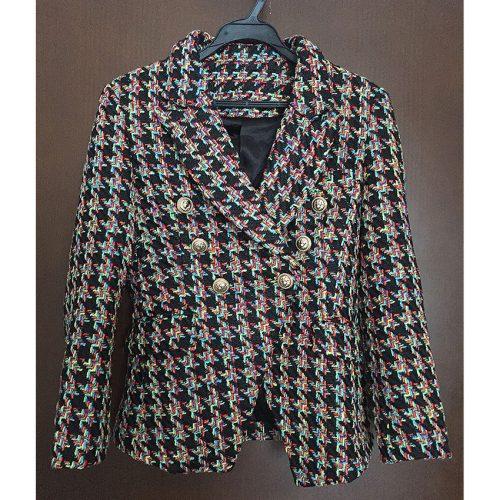 Plaid-Ladies-Suit-K640-7