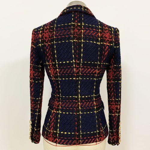 Plaid-Ladies-Suit-K705-1